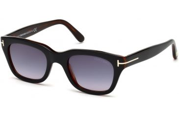 d6211a40d1 Tom Ford FT0237 Sunglasses - Black Frame Color