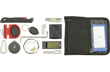 Tops Knives Survival Neck Wallet TPSNW01