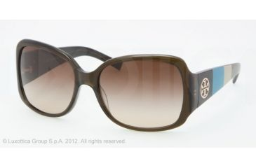 Tory Burch Tory C04 Bifocal Sunglasses TY7004 with Lined Bi-Focal Rx Prescription Lenses TY7004-110913-58 -