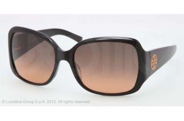 Tory Burch Tory C04 Bifocal Sunglasses TY7004 with Lined Bi-Focal Rx Prescription Lenses TY7004-501-95-5817 - Lens Diameter: 58 mm, Frame Color: Black