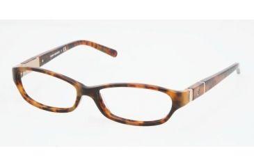 c86dbb1ae2 Tory Burch TY 2014 Eyeglasses Styles - Vintage Tort Frame w Non-Rx 50