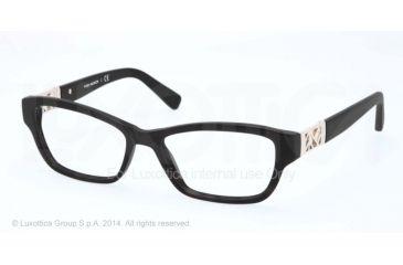 Tory Burch TY 2039 TY2039 Progressive Prescription Eyeglasses 501-51 - Black Frame