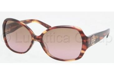 Tory Burch TY7019 Bifocal Prescription Sunglasses TY7019-913-14-5815 - Lens Diameter: 58 mm, Frame Color: Pink Marble