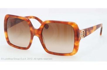 Tory Burch TY 7058 TY7058 Bifocal Prescription Sunglasses TY7058-503-13-55 - Lens Diameter 55 mm, Frame Color Honey Tortoise