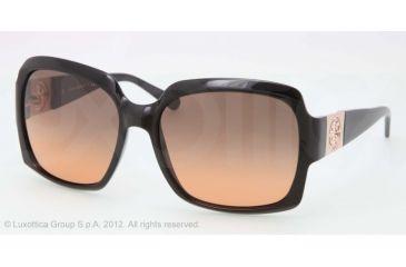 Tory Burch TY 9027 TY9027 Single Vision Prescription Sunglasses TY9027-50195-59 - Lens Diameter 59 mm, Lens Diameter 59 mm, Frame Color Black