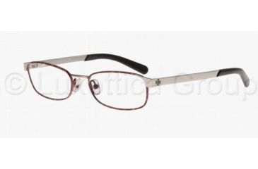 Tory Burch TY1013 Bifocal Prescription Eyeglasses 114-4917 - Tortoise Silver
