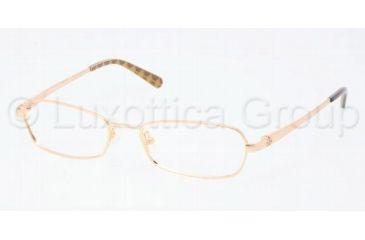 Tory Burch TY1014 Single Vision Prescription Eyewear 101-5017 - Gold