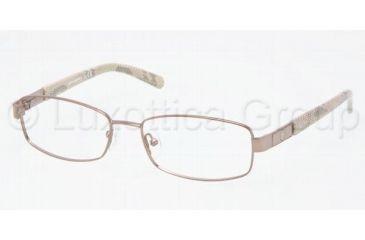 Tory Burch TY1018 TY1018 Eyeglass Frames 117 -5116 - Khaki