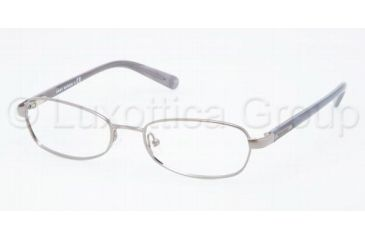 Tory Burch TY1021 TY1021 Progressive Prescription Eyeglasses 103-5017 - Gunmetal