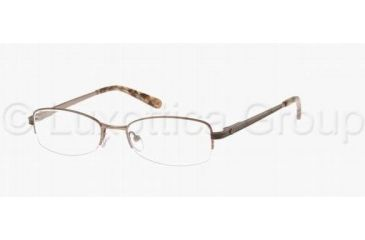 Tory Burch TY1022 Eyeglass Frames 116-4917 - Taupe Frame
