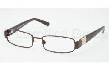Tory Burch TY1023 Progressive Prescription Eyeglasses 104-5017 - Brown Frame
