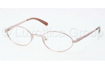 Tory Burch TY1025 TY1025 Single Vision Prescription Eyeglasses 249-4919 - Rose Frame