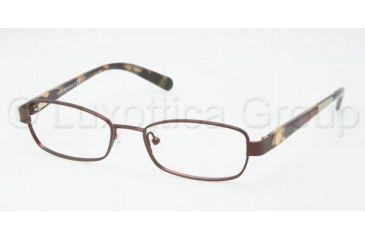 Tory Burch TY1027 TY1027 Single Vision Prescription Eyeglasses 147-5217 - Burgundy Frame