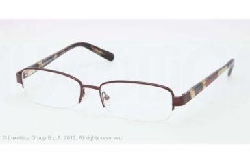 Tory Burch TY1031 TY1031 Eyeglass Frames 147-50 - Burgundy Frame