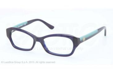 Tory Burch TY2037 Bifocal Prescription Eyeglasses 511-49 - Navy Frame