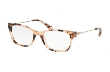 ba597a71e7 Tory Burch TY2063 Progressive Prescription Eyeglasses 1726-51 - Blush Tort  Frame