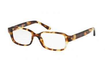 7da6de04478 Tory Burch TY2070 Eyeglass Frames 1150-50 - Tokyo Tortoise Frame