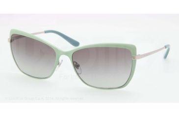 Tory Burch TY6028 Progressive Prescription Sunglasses TY6028-49411-59 - Lens Diameter 59 mm, Frame Color Mint