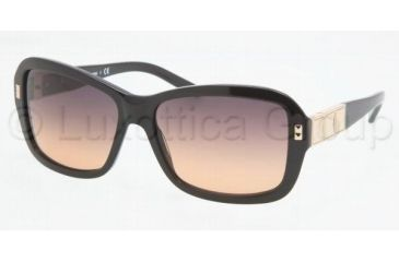 Tory Burch TY7025 TY7025 Bifocal Prescription Sunglasses TY7025-501-95-5816 - Lens Diameter: 58 mm, Frame Color: Black