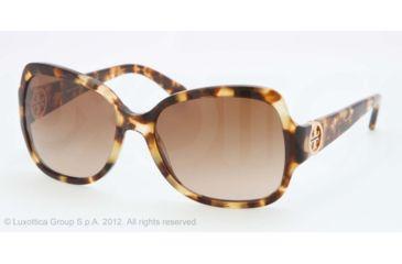 Tory Burch TY7059 Progressive Prescription Sunglasses TY7059-115013-57 - Lens Diameter 57 mm, Lens Diameter 57 mm, Frame Color Tortoise