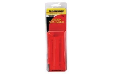 Traditions Universal Magnum Fast Loaders 3 Per Package