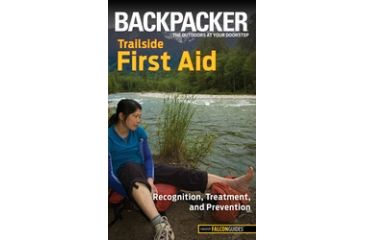 Trailside First Aid, Molly Absolon, Publisher - Globe Pequot Press