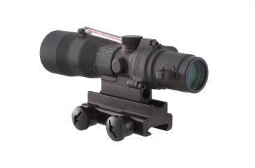 Trijicon ACOG 3x30 Illuminated Riflescope, Red Chevron .223 Ballistic Reticle TA33R-8