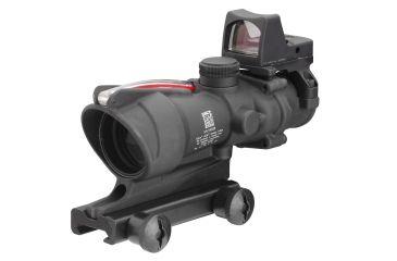 Trijicon ACOG 4x32 Dual Illuminated Crosshair .223 Ballistic Reticle, 3.25MOA RMR Sight TA31RMR WITHOUT Multi-Tool TA31-RMR