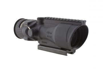 Trijicon ACOG 6x48 Dual Ill Riflescope w/Mount, Amber Chevron .500 Reticle