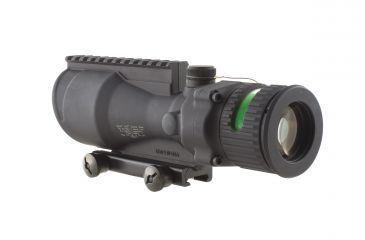 Trijicon ACOG 6x48 Dual Ill Riflescope w/Mount, Green Chevron .308 Reticle