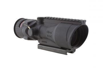 Trijicon ACOG 6x48 Dual Ill Riflescope w/Mount, Red Chevron BAC .223 Reticle