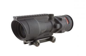 Trijicon ACOG 6x48 Dual Ill Riflescope w/Mount, Red Chevron BAC .308 Reticle