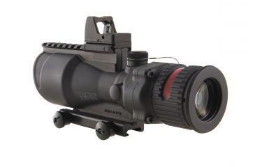 Trijicon ACOG 6x48 Red Chevron .223 Reticle Riflescope w/Mount & 8MOA RMR Sight