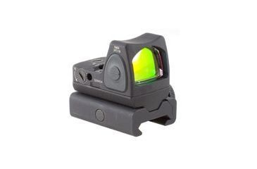 6-Trijicon RMR Type 2 Adjustable LED 3.25 MOA Red Dot Sight