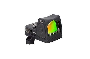 9-Trijicon RMR Type 2 Adjustable LED 3.25 MOA Red Dot Sight