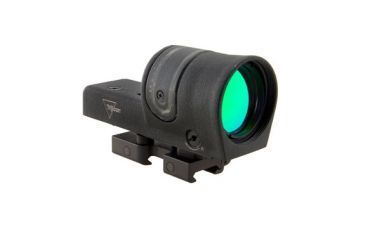 Trijicon 42mm Reflex 6pt5 Moa Amber Dot Reticle Sight Black W Flattop Rx30 14 Main