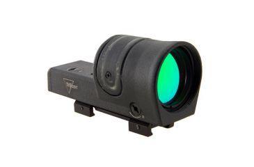 Trijicon 42mm Reflex 6pt5 Moa Amber Dot Sight Black Weaver Mount Rx30 11 Main
