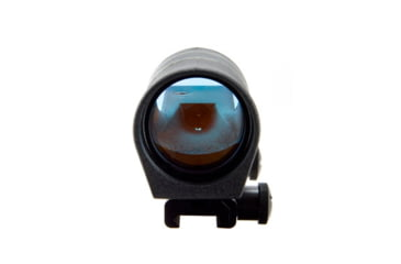 Trijicon 42mm Reflex Amber 4pt5 Moa Dot Reticle Sight Black W Ta51 Flattop Mount Rx34a 51 Fullfront V2