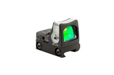 Trijicon 9 Moa Rmr Dual Illuminated Green Dot Sight W Rm33 Picatinny Rail Mount Rm05g 33