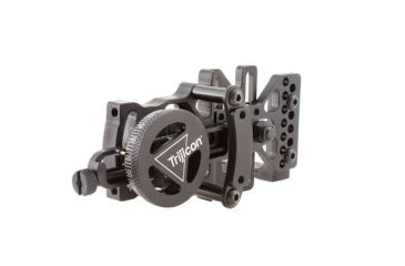 3-Trijicon AccuDial Mount w/Sight Bracket & Rail Adapter, Right/Left Hand
