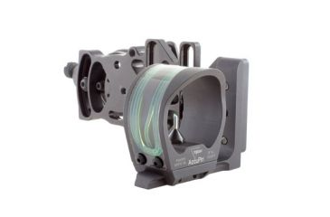 Trijicon AccuPin Left Handed Bow Green Sight with AccuDial Mount