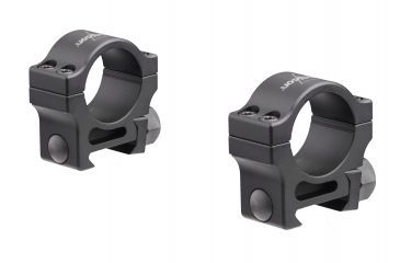 Trijicon AccuPoint 1in. Aluminum Rings, Standard