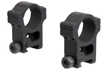 Trijicon Aluminum 30mm Extra High AccuPoint Rings