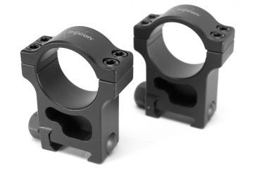 Trijicon AccuPoint 30mm Extra High Aluminum Rings