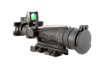 Trijicon ACOG 3.5x35 Scope with RMR Sight, LaRue Mount