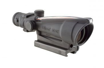 CTOPTIC 5X35 Red Chevron Reticle Rifle Scope