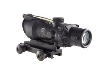 Trijicon ACOG 4x32 Dual Ill Riflescope w/Mount, Amber Horseshoe 6.8 Reticle