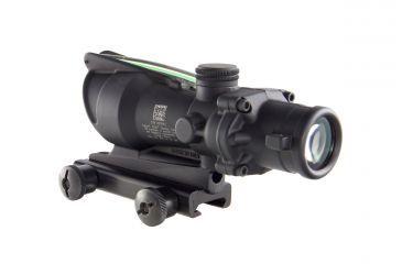 Trijicon ACOG 4x32 Dual Ill Riflescope w/Mount, Green Horseshoe 6.8 Reticle