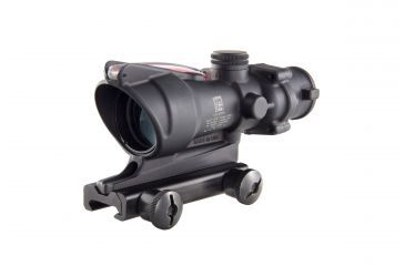 Trijicon ACOG 4x32 Dual Ill Riflescope w/Mount, Red Horseshoe 6.8 Reticle