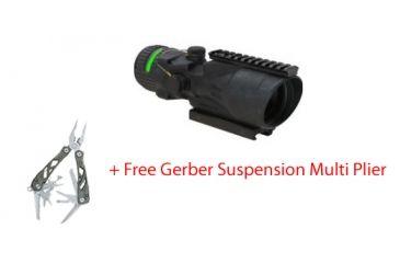 Trijicon ACOG 6x48 Dual Ill Riflescope w/Mount & Gerber Multi Plier Tool